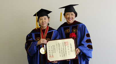Professor Rose Tseng