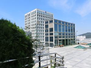 韓国東西大学校創立20周年記念式典に出席しました