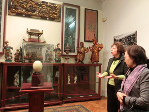 A look inside the Ferenc Hopp Museum of East Asian Arts